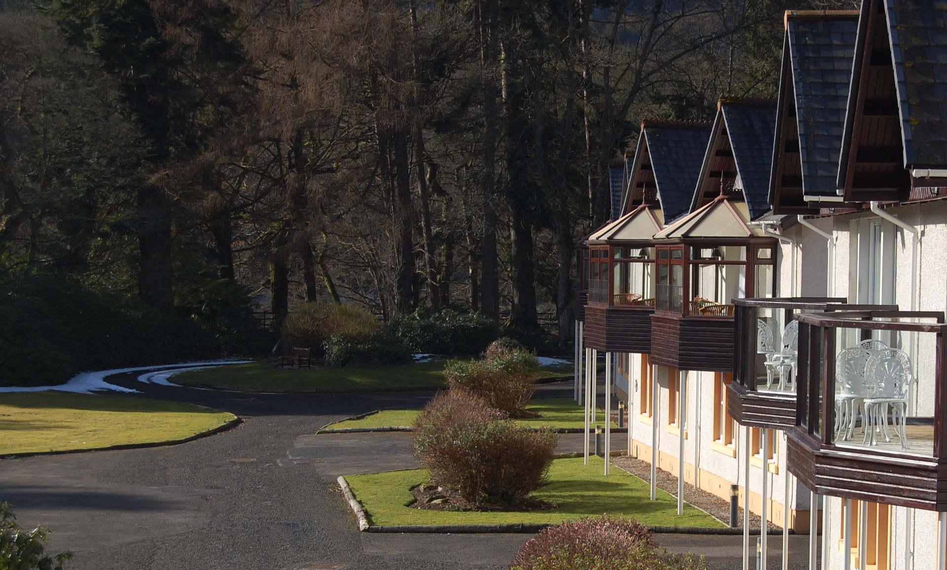 Lodges at Dunkeld