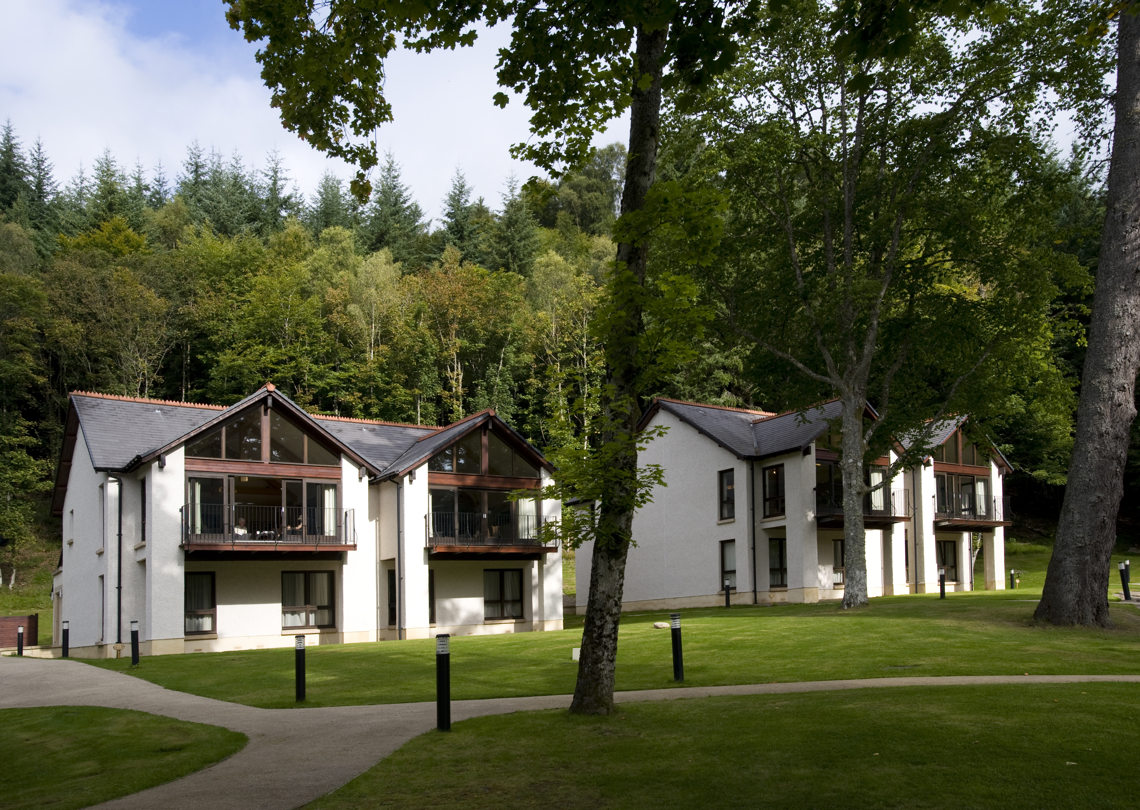Osprey Lodges